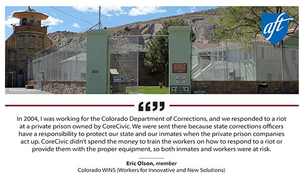 Prisons report quote
